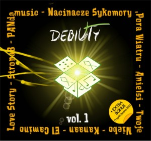 Debiuty vol.1  |  CD